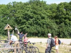Fahrrad fahren auf Rügen